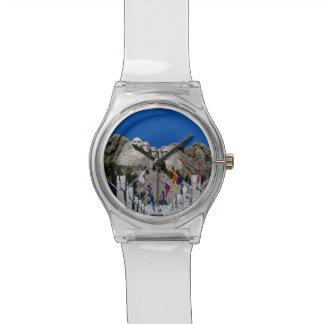 Mount Rushmore South Dakota Souvenir Watch