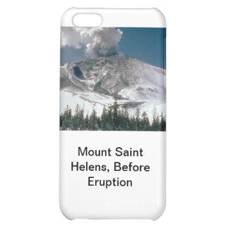 Mount Saint Helens - Pre-Eruption iPhone 5C Cover