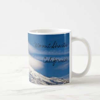 ~ Mount Shasta California ~ Coffee Mug