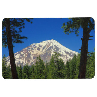 MOUNT SHASTA FLOOR MAT