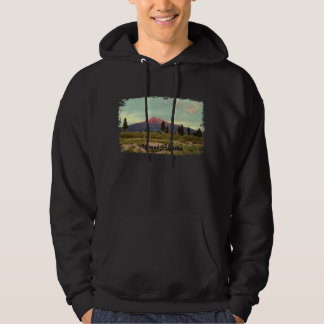 Mount Shasta Hooded Sweatshirt