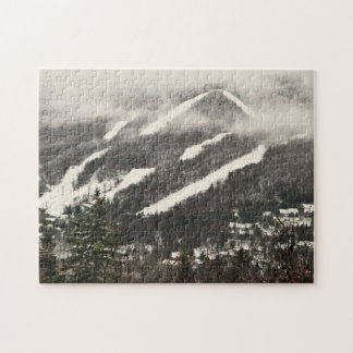 Mount Snow Vermont Puzzle