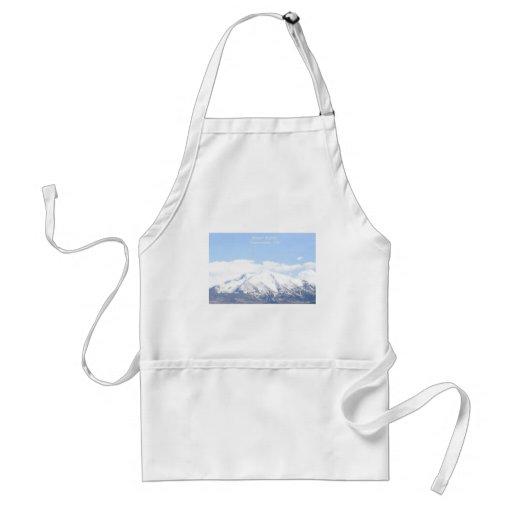 Mount Sopris Carbondale, CO Apron