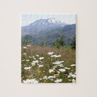 Mount St. Helens Jigsaw Puzzle
