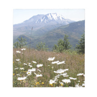 Mount St. Helens Notepad