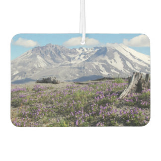 Mount St Helens Photo Car Air Freshener