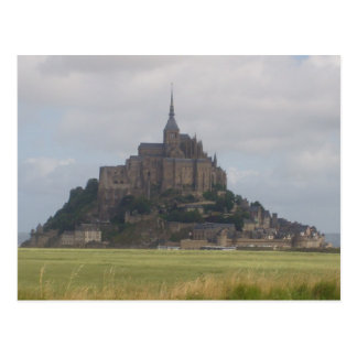 Mount-St-Michel - Postcard