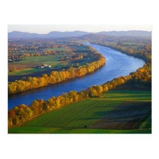 Mount Sugarloaf Connecticut Valley Postcard