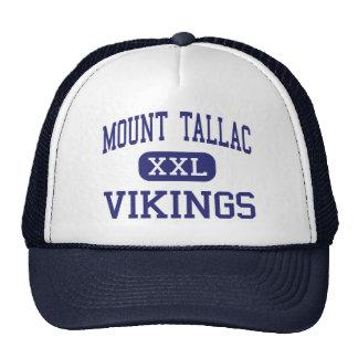 Mount Tallac - Vikings - High - South Lake Tahoe Mesh Hat