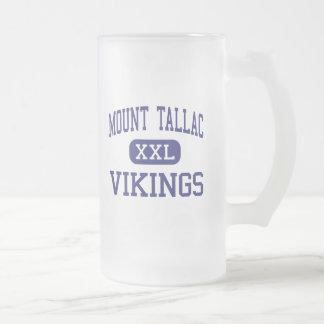 Mount Tallac - Vikings - High - South Lake Tahoe Coffee Mug