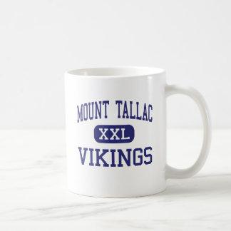 Mount Tallac - Vikings - High - South Lake Tahoe Mug