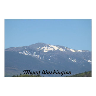 Mount Washington Photo Print