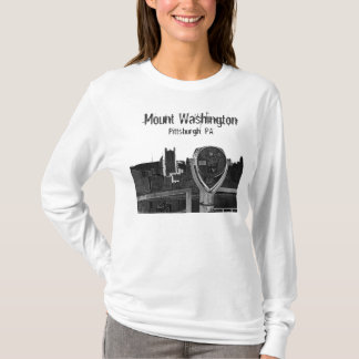 Mount Washington, Pittsburgh, PA T-Shirt