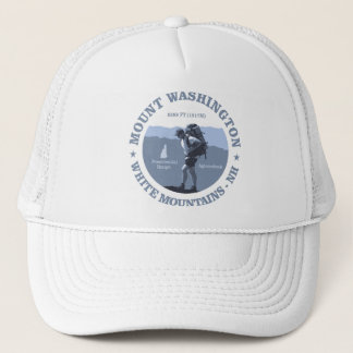 Mount Washington Trucker Hat