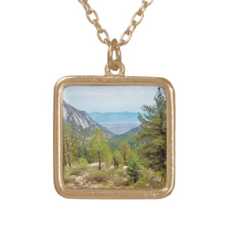 Mount Whitney Trail View #1: The View; Necklace