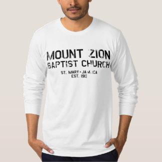 Mount Zion Baptist Church T-Shirt