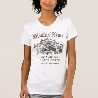 Mount Zion First African Baptist Church T-Shirt