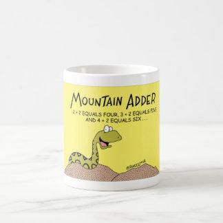 Mountain Adder Snake Coffee Mug