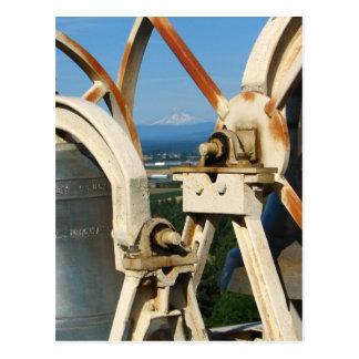 Mountain Bells Postcard