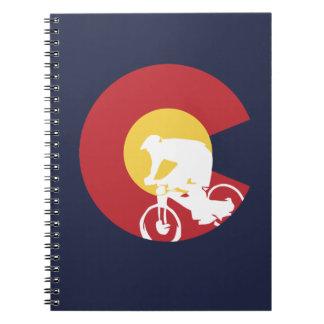 Mountain Bike Colorado Notebooks