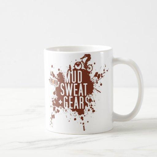 Mountain Bike Gift Coffee Mugs