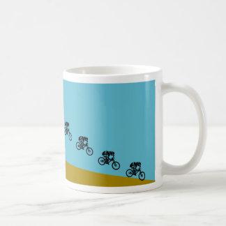 Mountain bike jump cup