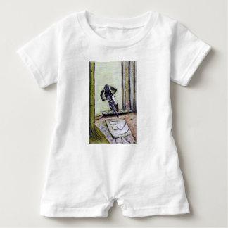 Mountain bike Llandegla mtb bmx Baby Bodysuit