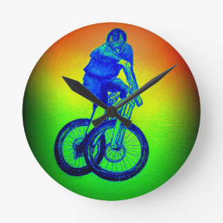 Mountain bike Llandegla mtb bmx Clocks