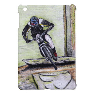 Mountain bike Llandegla mtb bmx Cover For The iPad Mini