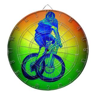 Mountain bike Llandegla mtb bmx Dartboard
