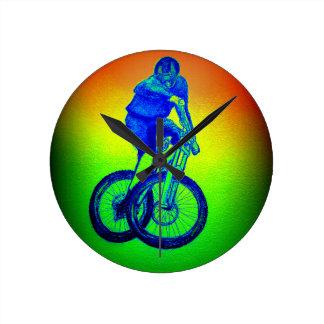 Mountain bike Llandegla mtb bmx Round Clock