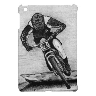 Mountain Bike Ride iPad Mini Cases