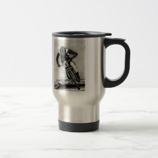 Mountain Bike Ride Travel Mug