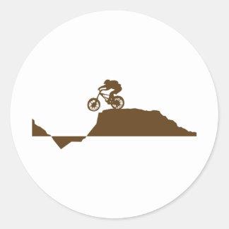 Mountain Bike Stickers