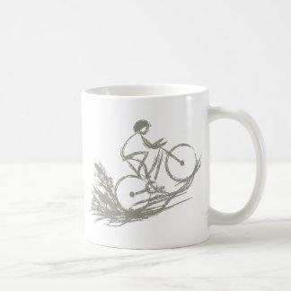 Mountain Biker Coffee Mug