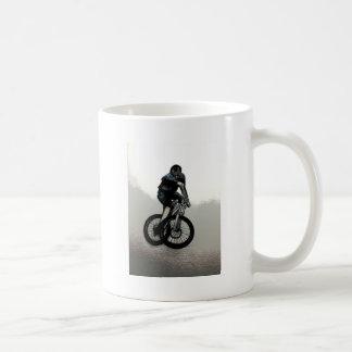 Mountain Biker MTB BMX CYCLIST Coffee Mug