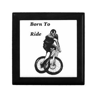 Mountain Biker MTB BMX CYCLIST Cyclo cross Gift Box
