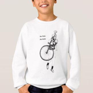 Mountain Biker MTB BMX CYCLIST Cyclo cross Sweatshirt