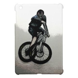 Mountain Biker MTB BMX CYCLIST iPad Mini Cover