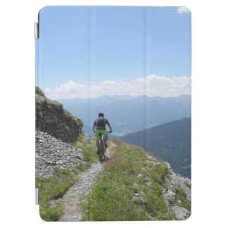 Mountain Biking iPad Air Cover