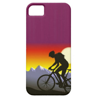Mountain Biking - iPhone 5 Case