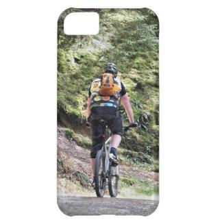 MOUNTAIN BIKING iPhone 5C CASE