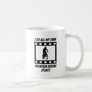 Mountain Biking Stunts Mug