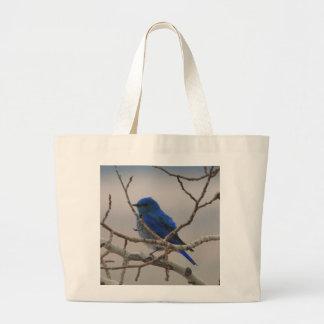 Mountain Bluebird Bags