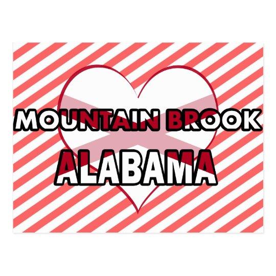 Mountain Brook, Alabama Postcard