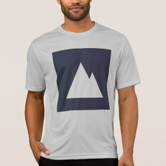 Mountain Bum Logo Athletic Tee