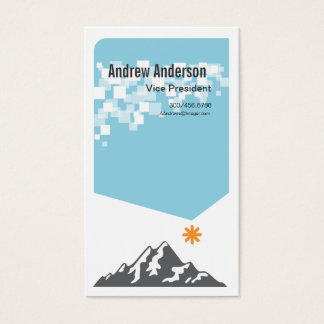 Mountain Business Card
