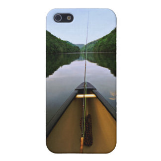 Mountain Canoe Fishing Case For The iPhone 5