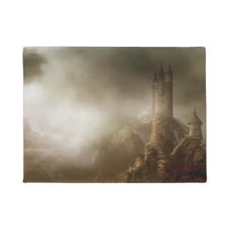 Mountain Castle Doormat