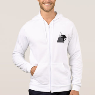Mountain cat hoodie